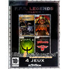 F.P.S. LEGENDS Volume 1 (4 Jeux) (Neuf)