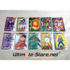 Full Set des 10 cartes Rares non Prism Dragon Ball Série 1 (Neuf)