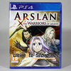 ARSLAN : The Warriors of Legend - PS4 (Neuf)
