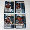 SET HERCULE (4 cartes) - Dragon Ball Z TCG Awakening (Neuf)