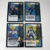 SET TRUNKS (4 cartes) - Dragon Ball Z TCG Awakening (Neuf)