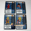 SET GOKU (4 cartes) - Dragon Ball Z TCG Evolution (Neuf)