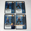 SET TRUNKS (4 cartes) - Dragon Ball Z TCG Evolution (Neuf)