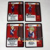 SET ANDROID 18 (4 cartes) - Dragon Ball Z TCG Evolution (Neuf)
