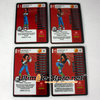 SET ANDROID 17 (4 cartes) - Dragon Ball Z TCG Evolution (Neuf)