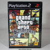 GRAND THEFT AUTO SAN ANDREAS - PS2 (Neuf)
